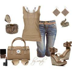 LOLO Moda: Cute spring - summer fashion