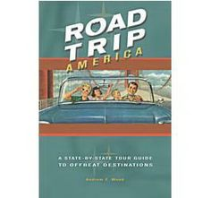 Road Trip America... hopefully next year :)