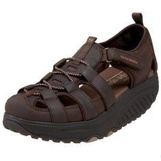 Skechers Women's Shape Ups -Trim Step Walking Sandal