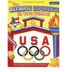 Amazon sells this for around $10.  Winter Olympics 2014 are in February!  Suitable for children of ages 9 to 12 years, this title helps to explore the Olympic Games with lessons that cover various areas of the school curriculum.  There is also a book for grades 1-3.
