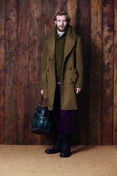 khaki coat, menswear, military