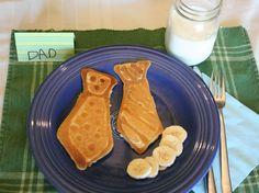 Ontbijt op bed, heerlijk!!!