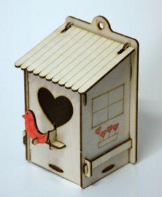 Valentine Card box! :)