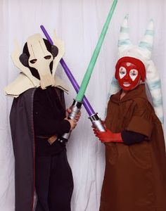 DIY Star Wars Costumes for the whole family.
