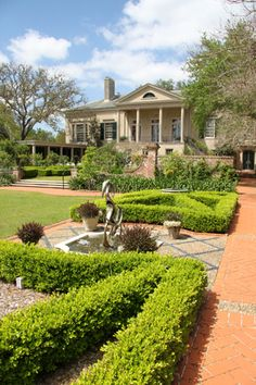 Longue Vue House and Gardens in NOLA