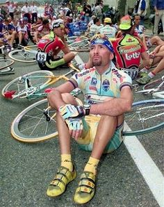 Lest we never forget the greats that are no longer with us. Love him or hate him over the drugs - he was one of the greatest climbers of a generation and we were robbed of him so young RIP Marco