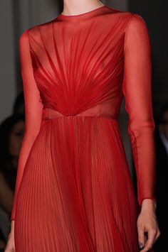 Valentino Couture, Fall 2012