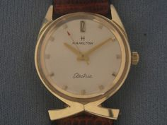 HAMILTON ELECTRIC WATCHES By Unwind In Time - Haton Electric 14K Polaris II