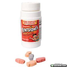 Flintstone vitamins
