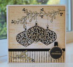 .lovely Christmas card