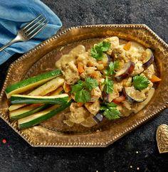 Kurczak curry z imbirem i limonką #lidl #przepis #okrasa #kurczak #curry #limonka #imbir