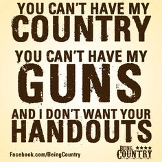 Amen! True Story folks! Stand your ground and be proud to be an American.