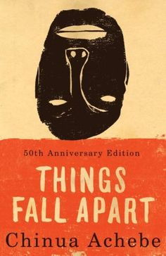 Things Fall Apart: A Novel (African Trilogy) by Chinua Achebe. $9.99. Publisher: Anchor (October 6, 2010). 209 pages. Author: Chinua Achebe