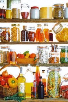 kitchens, foods, organ, healthi, pantries