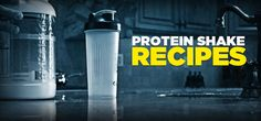 An unbelievable amount of protein shakes and smoothies can e found on this site.