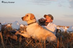 Snow Goose Hunter  @garykramer.net
