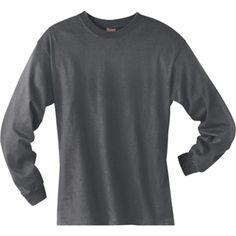 Hanes Men's Beefy Long Sleeve T-shirt