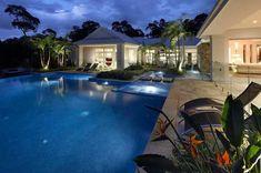 Large Pool Side Lounge