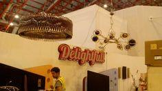 DelightFULL at 100% Design London September 2014 - Booth L1 http://www.delightfull.eu/  #LDF14 #100design #londondesignfestival  #designtrends #suspensionlamps #neonlamps #designtips