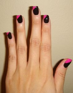 pink nail gel