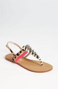 Betsey Johnson Corii Sandal