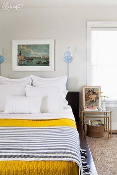 Master Bedroom Refresh | The Makerista
