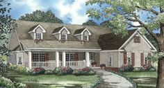 Olive Street House Plan - 6060