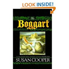 Read this in Junior high and would love to reread - The Boggart by Susan Cooper