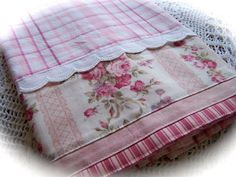 Pretty as a picture in pinks and white. by Created by Cath., via Flickr