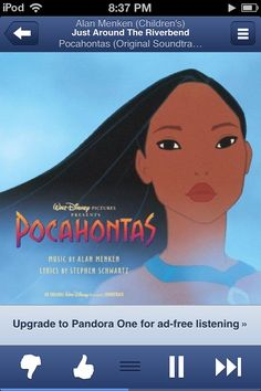 #Disney #princess #pandora #music