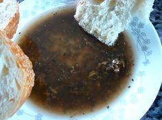 Olive Oil and Balsamic Vinegar Dipping for Bread