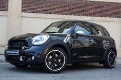Yes, my dream car is a Mini Cooper Countryman