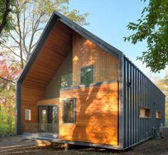 Matchbox House by BAU