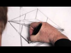"Drawing with Glen Kennedy ""Two Point Perspective"" Part 2 of 3"