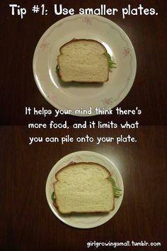 portion control.