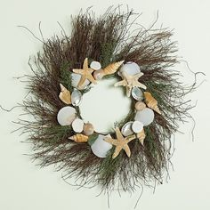 Large Sea Star Wreath from Cape Cod artisans!