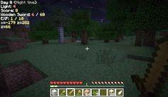 InGameInfo Mod para Minecraft 1.4.6 y 1.4.7