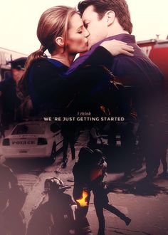 I think we're just getting started. Castle.