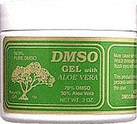 DMSO Gel with Aloe Vera