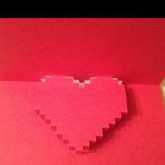 Valentine card...
