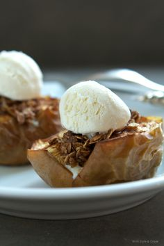 Easy Baked Apples | 25 Dishes To Make Your Gluten-Free Brunch Delicious