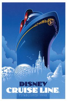 Disney Cruise Line---LOVE