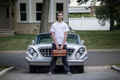Gen-Z Driver, Cool for School - NYTimes.com   (1962 Chrysler Newport)