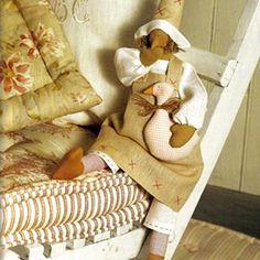 Куклы Тильда. Хорошая ведьма. Выкройка