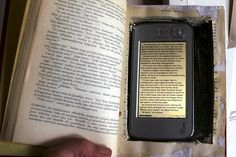 Why e-readers are good for books: people read more