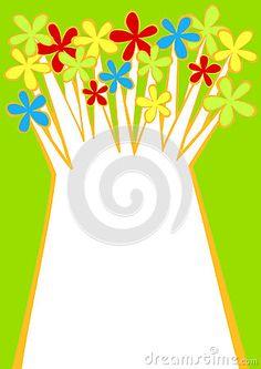(C) Celia Ascenso - Spring Flower Tree Greeting Card.