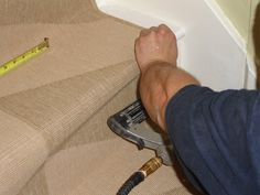 How to Measure Carpet for Staircases | Elegant Carpet Care