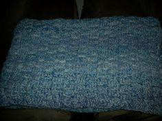 Free Crochet Basketweave Pattern