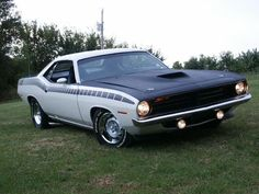 1970 Plymouth Cuda AAR Coupe