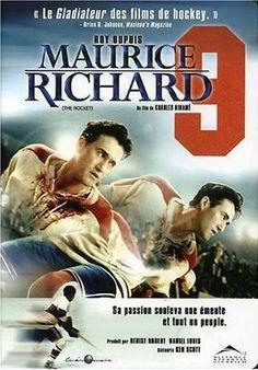 Maurice Richard est un film québécois réalisé par Charles Binamé, sorti en 2005. Wikipédia